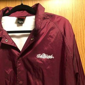 Diamond Supply Co. Coaches Jacket
